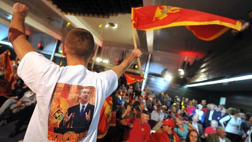 EU-Beitrittskandidat: Regierungsbündnis führt nach Parlamentswahl in Montenegro