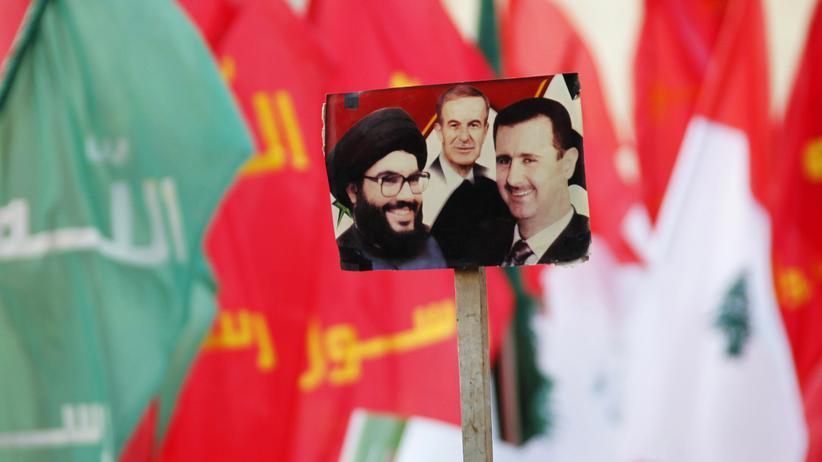 Hisbollah: Die treuen Assad-Kämpfer aus dem Libanon