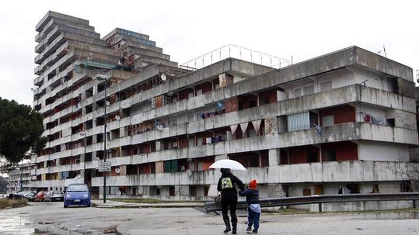 Italienische Mafia: Zwölf Schüsse für Antonio