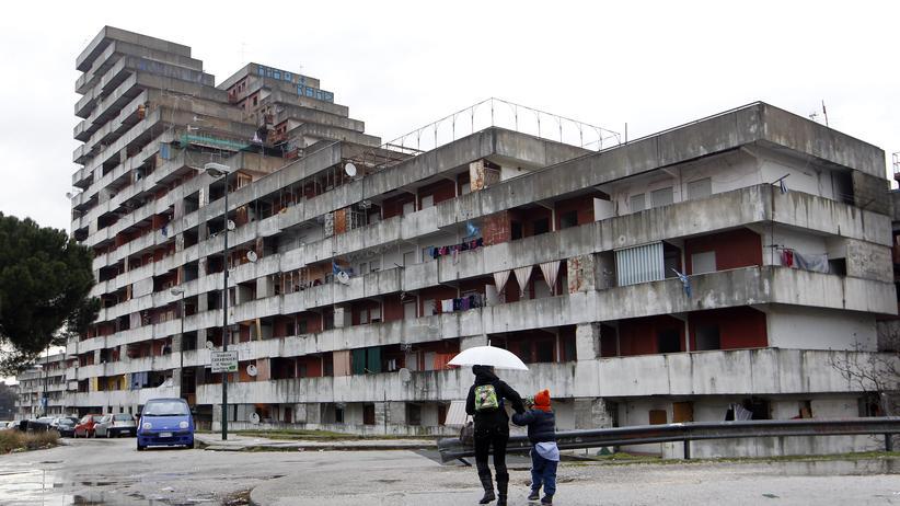 Italienische Mafia: Hingerichtet wegen eines kurzen Flirts