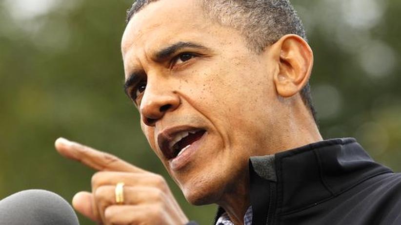 Nachwehen TV-Duell: Obama schimpft auf den falschen Romney