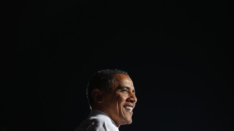US-Wahlkampf: Obama laut Umfrage in Ohio knapp vorn