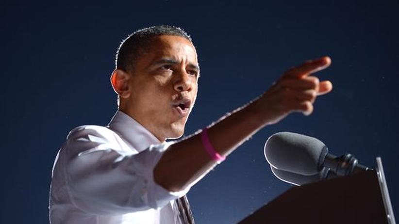 US-Wahlkampf: Obama bezeichnet Romney als Dummschwätzer