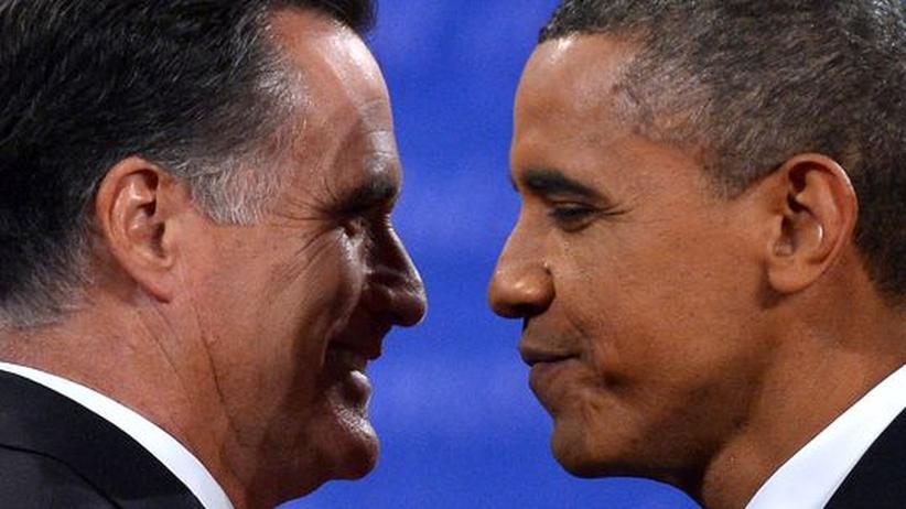 US-Wahlkampf: Obama entscheidet letzte TV-Debatte für sich