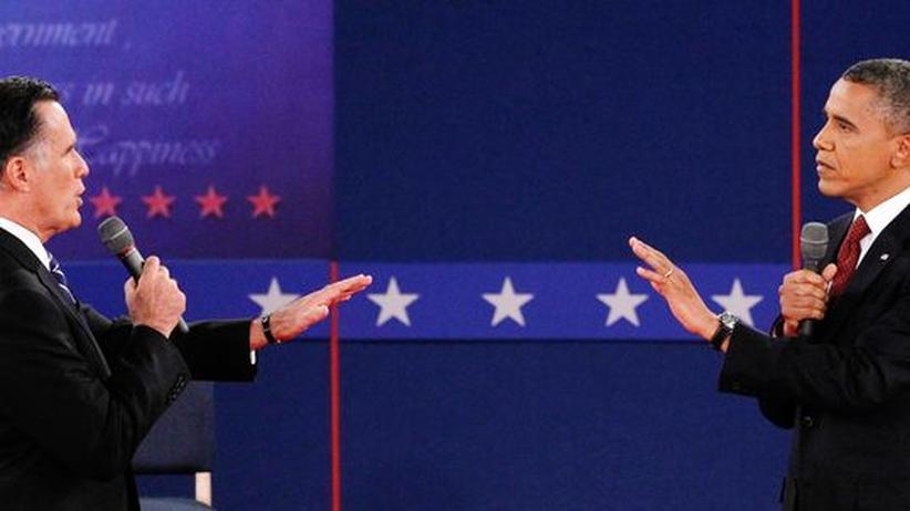 US-Wahlkampf: Der Trend ist Republikaner