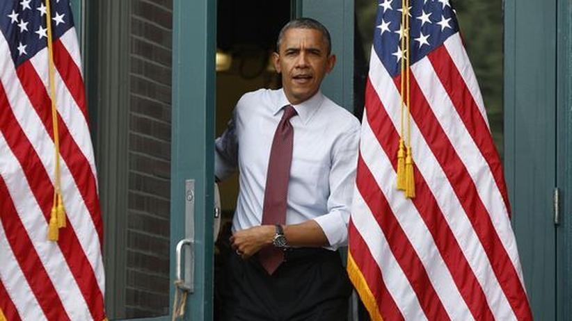 """US-Wahlkampf: """"New York Times"""" ruft zur Wahl von Obama auf"""