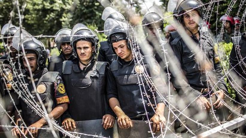 Amnesty International: Ägyptens Polizei brutal wie zu Mubaraks Zeiten