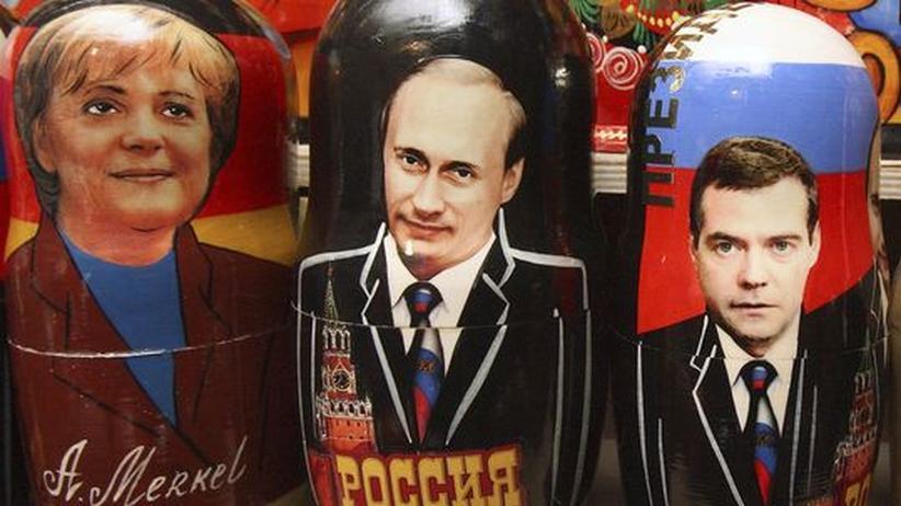 Deutschland-Russland: Die vielen Irrtümer der deutschen Russland-Politik