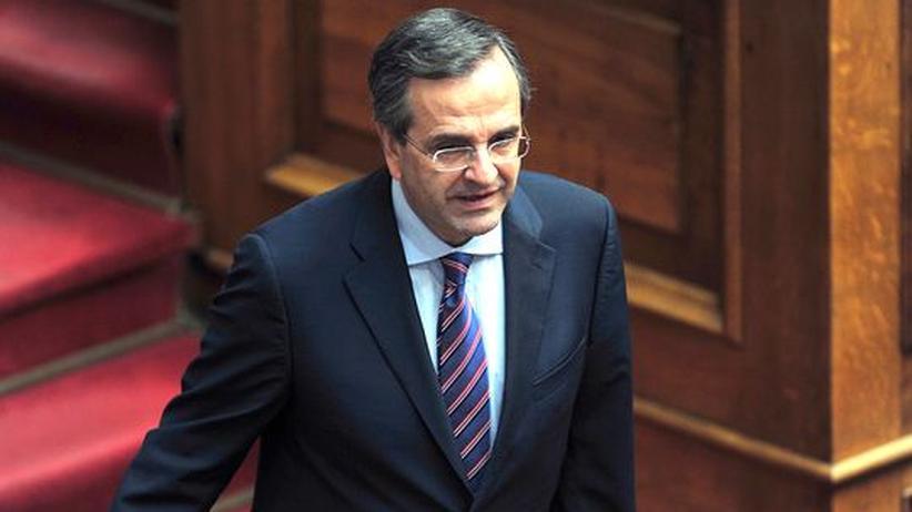 Wirtschaftskrise: Griechenland rechnet mit noch tieferer Rezession