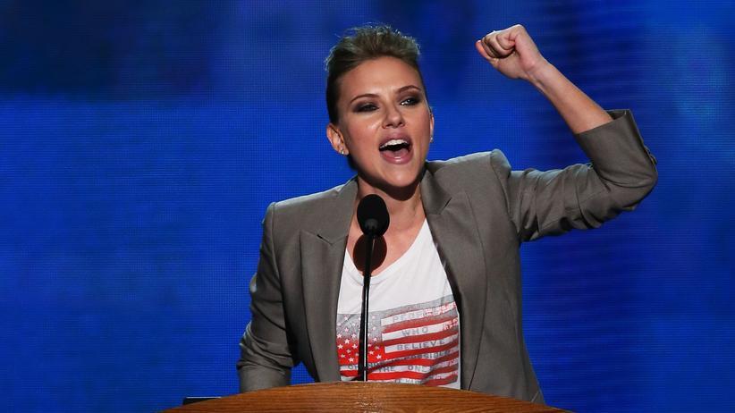 Scarlett Johansson: Warum ich wieder Barack Obama wähle