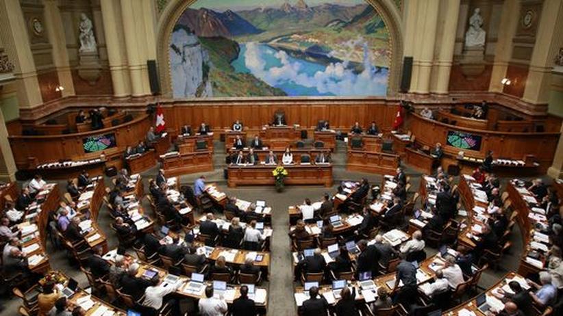 Berufsparlament: Gewurstel aus Prinzip