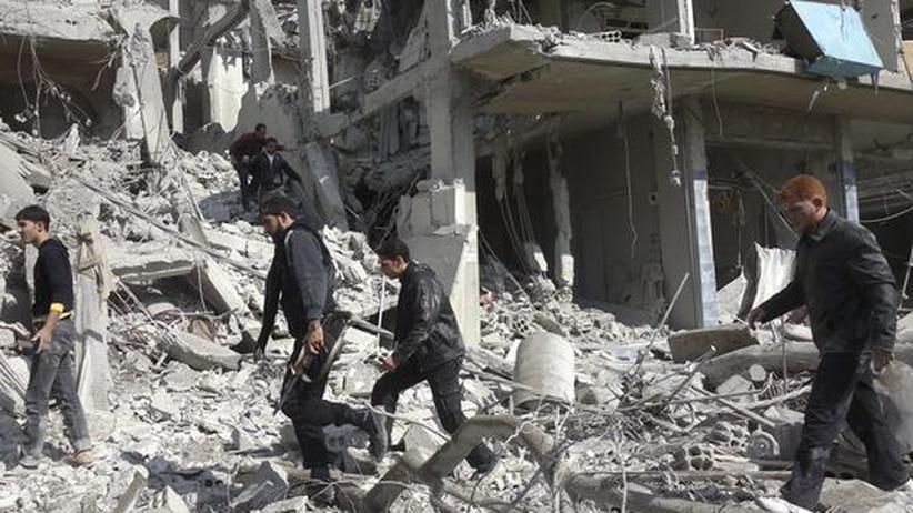 Bürgerkrieg: Keine Feuerpause in Syrien