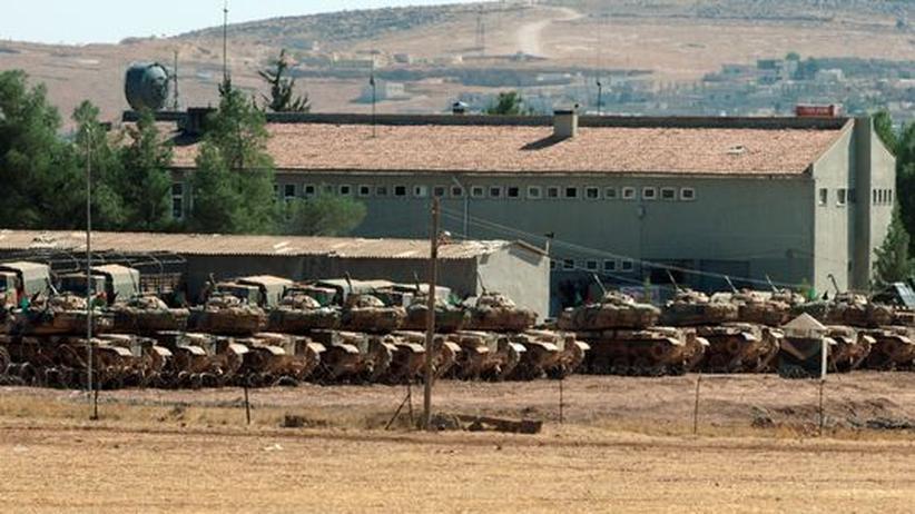Grenzkonflikt: Syrien sucht das Gespräch mit der Türkei