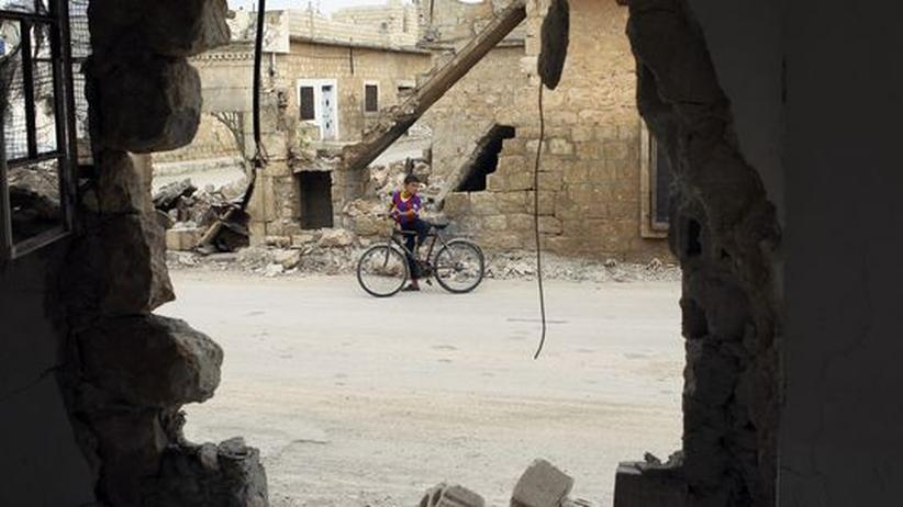 Bürgerkrieg: Syriens Armee stimmt Waffenruhe zu