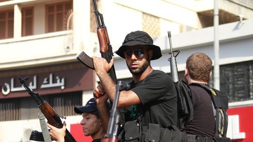 Libanon: Der Stellvertreterkrieg von Tripoli