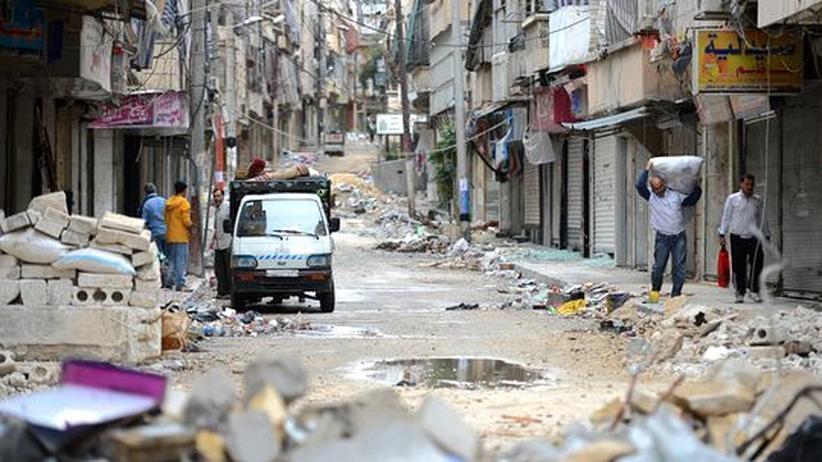 Bürgerkrieg: Weitere Gefechte trotz Waffenruhe in Syrien