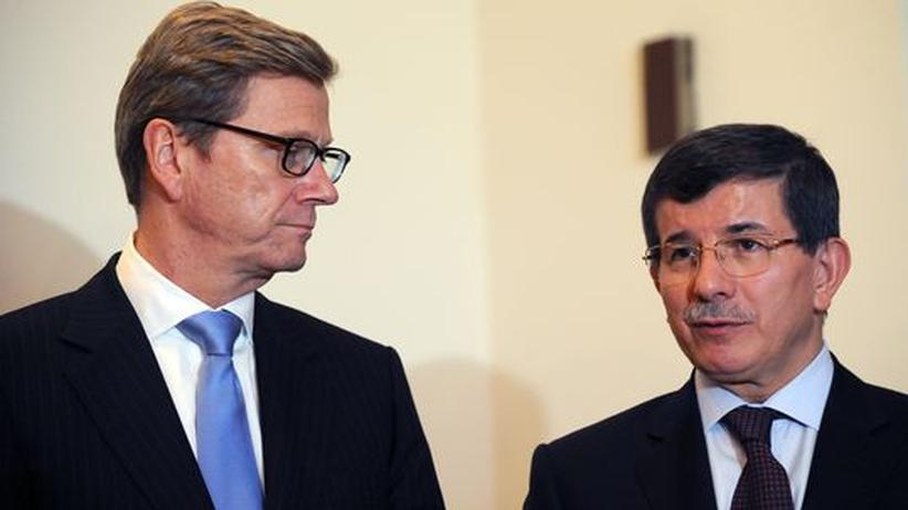 Türkei: Westerwelle vermittelt im Grenzkonflikt