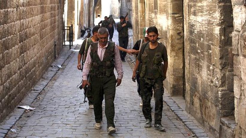 Syrien-Krieg: China, der Westen und die Russen tragen Mitschuld am Elend