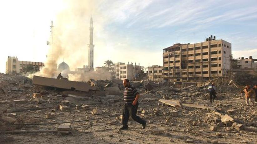"""Gaza: """"Wir werden maximal vier Jahre Ruhe haben"""""""