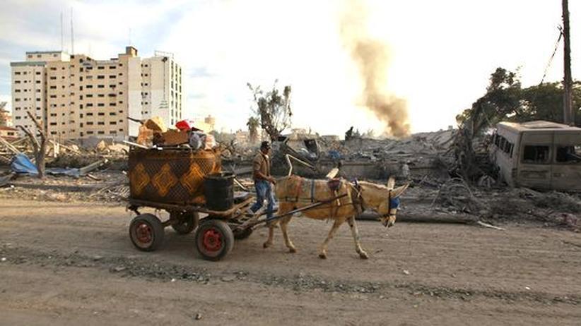 Kriegsgründe: Wem die Gefechte in Gaza nutzen