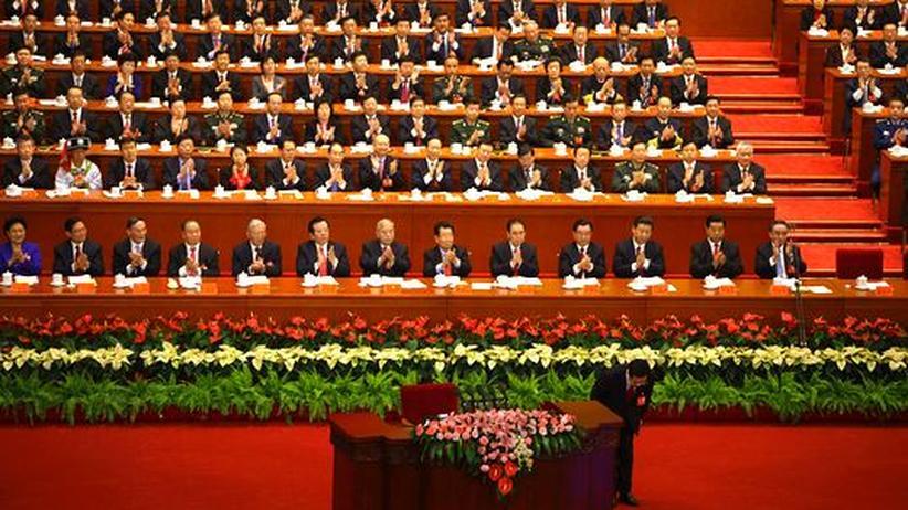 KP-Kongress: Chinas Modell funktioniert nicht mehr lange