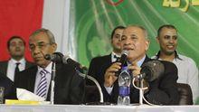 Mitglieder der Richtervereinigung Judges Club bei ihrem Treffen in Kairo