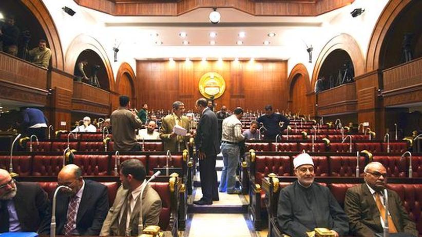 Verfassung: Islamisten stimmen für Scharia als Rechtsgrundlage in Ägypten