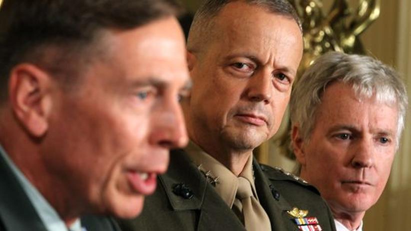 Petraeus-Affäre: Ermittlungen gegen Afghanistan-Kommandeur Allen