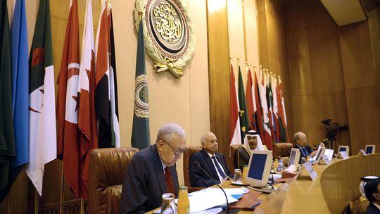 Treffen der Arabischen Liga in Kairo