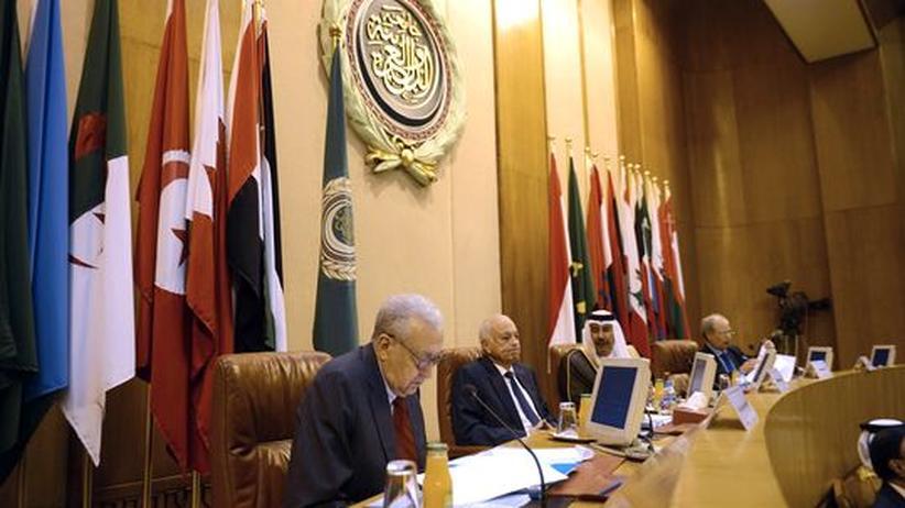 Bürgerkrieg: Arabische Liga und Frankreich erkennen Opposition als Vertreter Syriens an