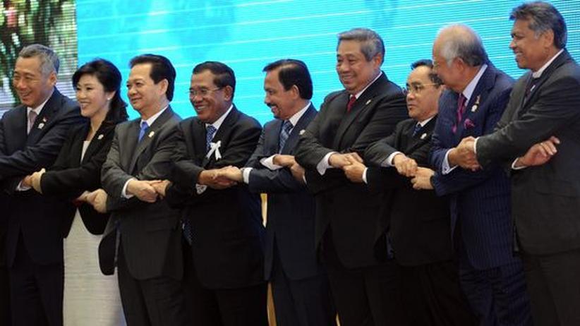 Asien: Asean-Gipfel verabschiedet umstrittene Menschenrechtserklärung