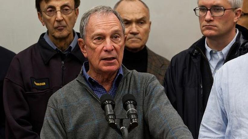 US-Wahl: New Yorks Bürgermeister Bloomberg spricht Wahlempfehlung für Obama aus