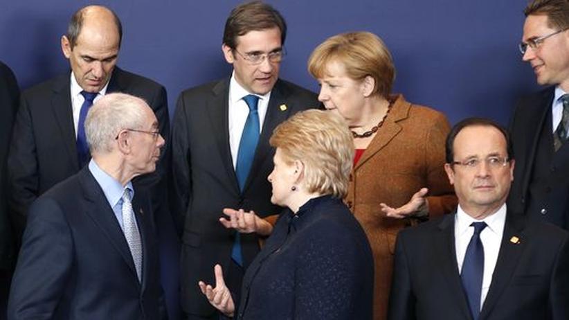 Budgetstreit: Etat-Gipfel in Brüssel steht vor dem Scheitern