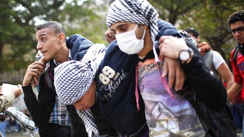 Ägypten: Gewaltausbrüche zwischen Anhängern und Gegnern Mursis