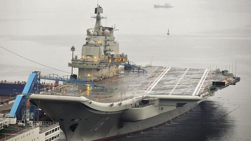 Aufrüstung: China bereitet ersten Flugzeugträger für Einsätze vor