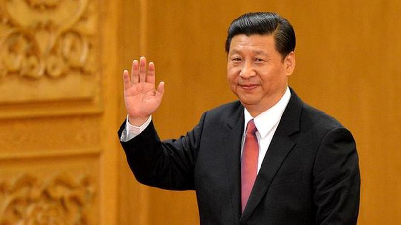 Kommunisten: Xi Jinping ist neuer Machthaber in China