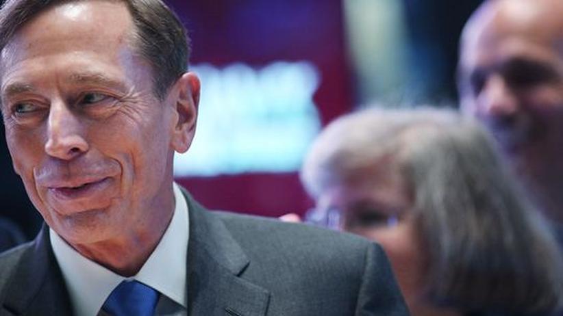 USA: CIA-Chef Petraeus tritt zurück