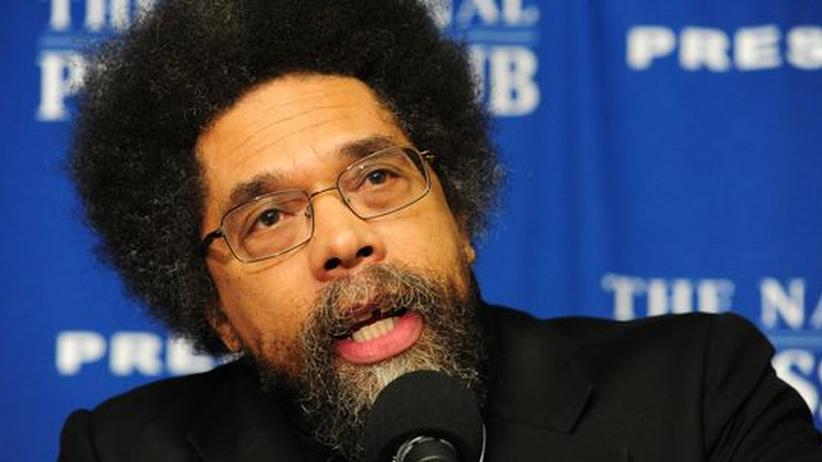 """Cornel West : """"Obama hat sich als Neoliberaler erwiesen"""""""