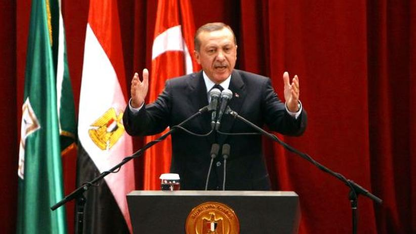 Gaza-Konflikt: Erdoğan bezeichnet Israel als terroristischen Staat