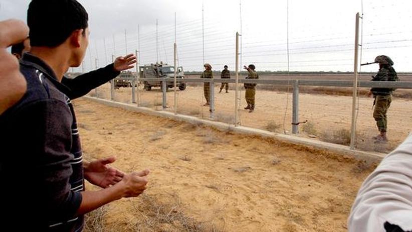 Waffenschmuggel: Deutschland forciert EU-Einsatz im Gazastreifen