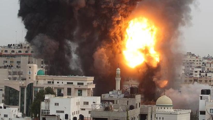 Gaza-Konflikt: Hamas hindert Ausländer an der Ausreise