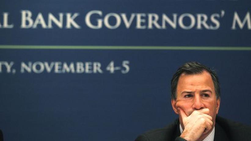 Treffen in Mexiko: G20-Finanzminister schießen sich auf die USA ein