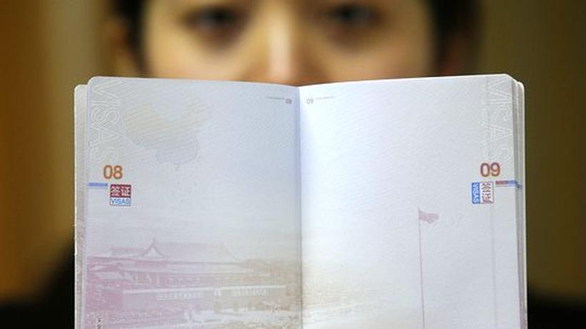 China: Peking macht Reisepässe zur politischen Waffe