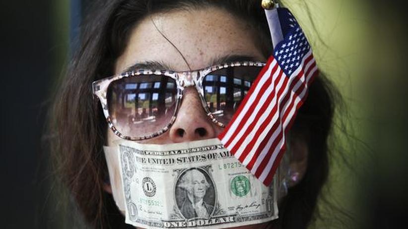 USA: Die erste gute Idee von Occupy
