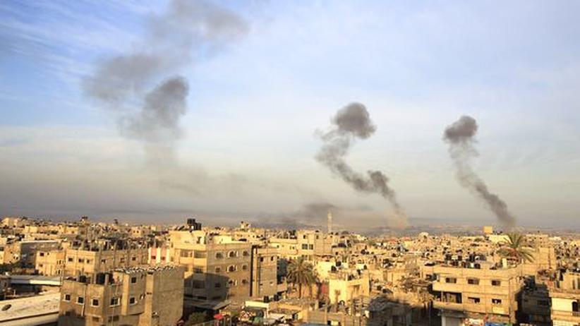 Nahost-Konflikt: Einigung über Waffenruhe zwischen Israel und Hamas