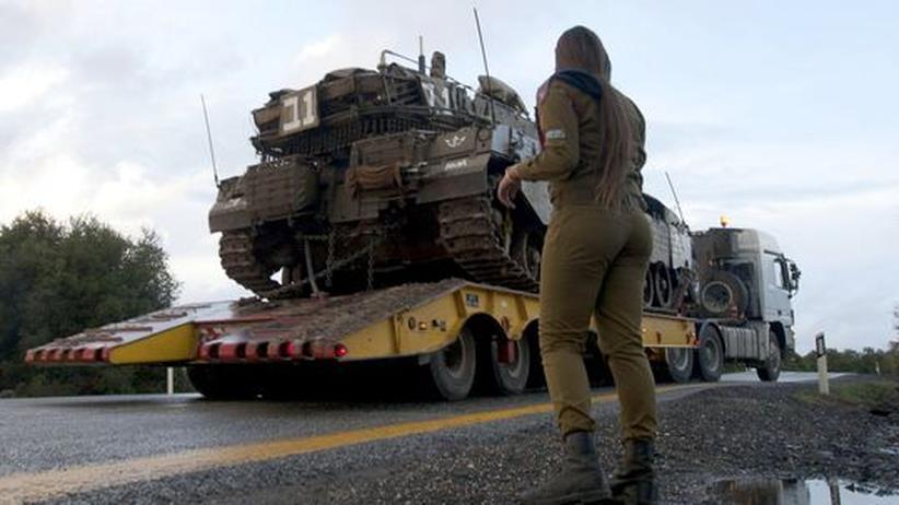 Grenzkonflikt: Israel nimmt syrische Kampfverbände unter Beschuss