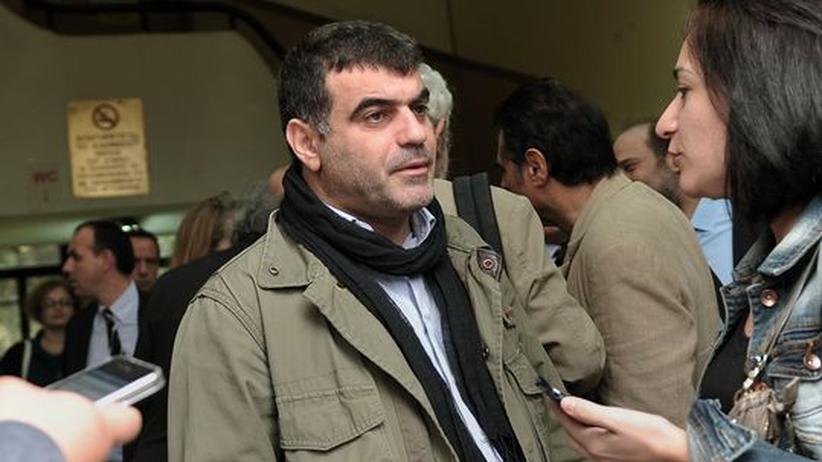 Kontoaffäre: Gericht spricht griechischen Journalisten frei