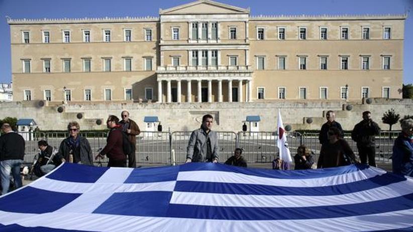 Euro-Krise: Deutschland sperrt sich gegen Schuldenschnitt für Griechenland