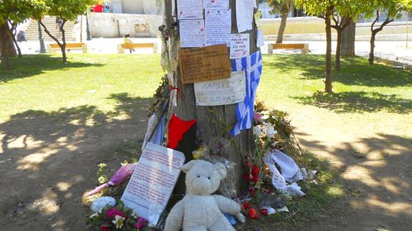 Wirtschaftskrise: Suizidrate in Griechenland steigt drastisch an