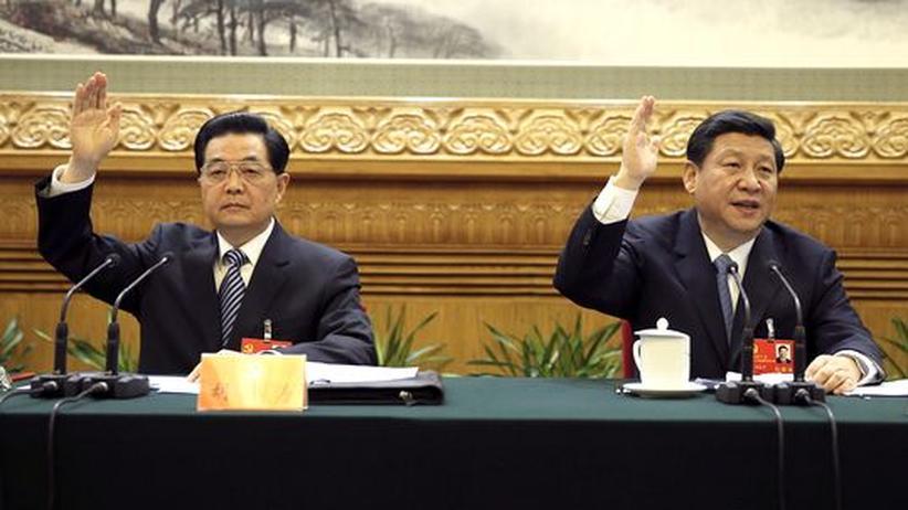 Parteitag in Peking: Chinas Kommunisten versprechen Verdoppelung des Einkommens